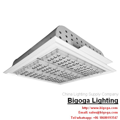 120W 90W LED Gas Station Canopy Lights