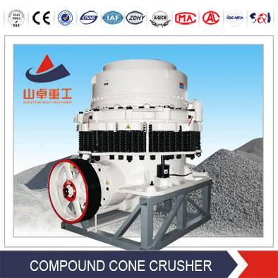 Compound Cone Crusher, Hydraulic cone crusher