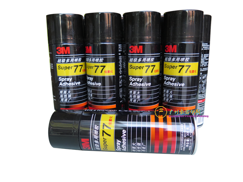3M Repositionable 75 Spray Adhesive