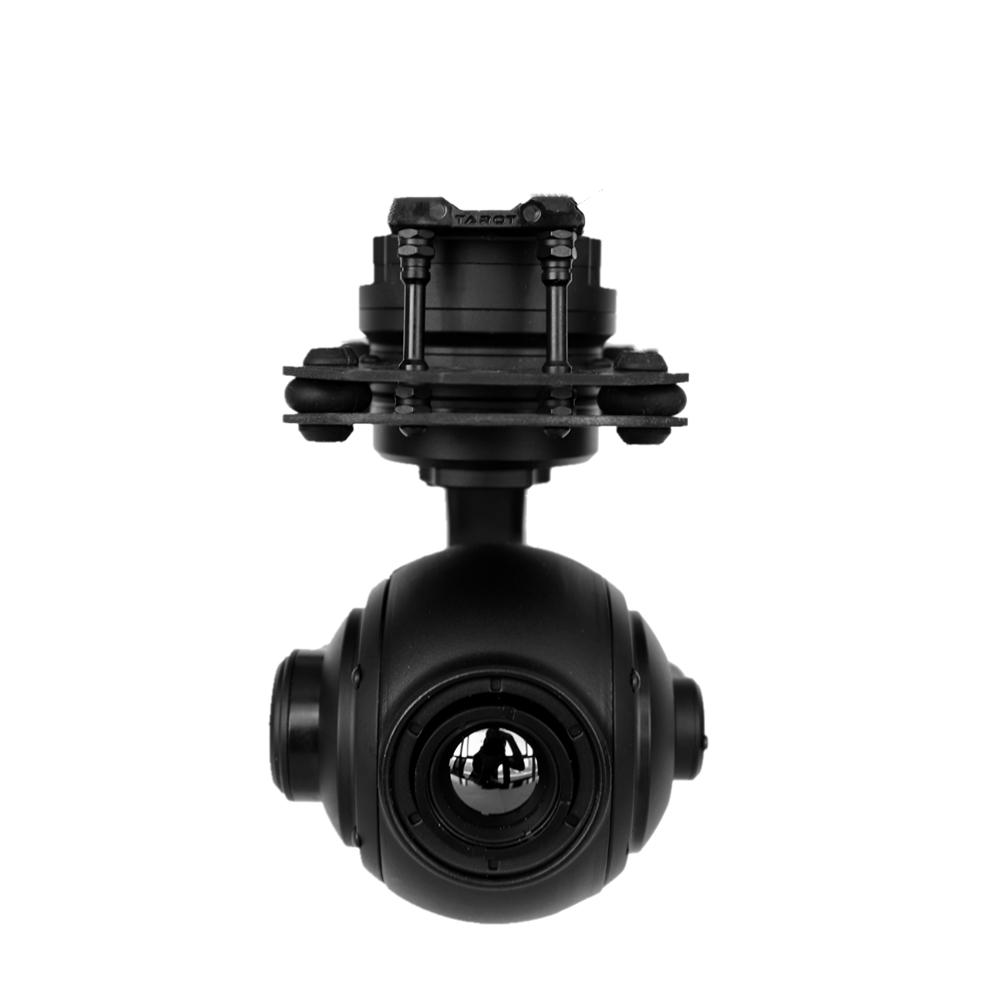 T10X Pro UAV zoom camera 10X optical zoom camera gimbal uav thermal camera for aerial photography