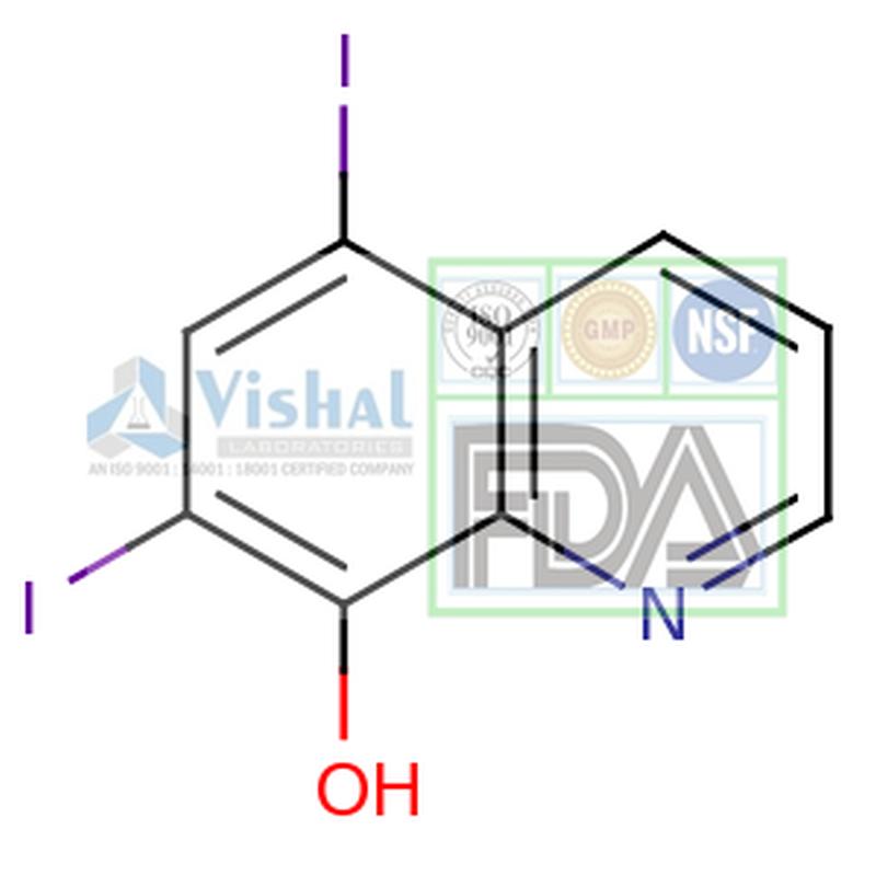 Diiodohydroxyquinoline