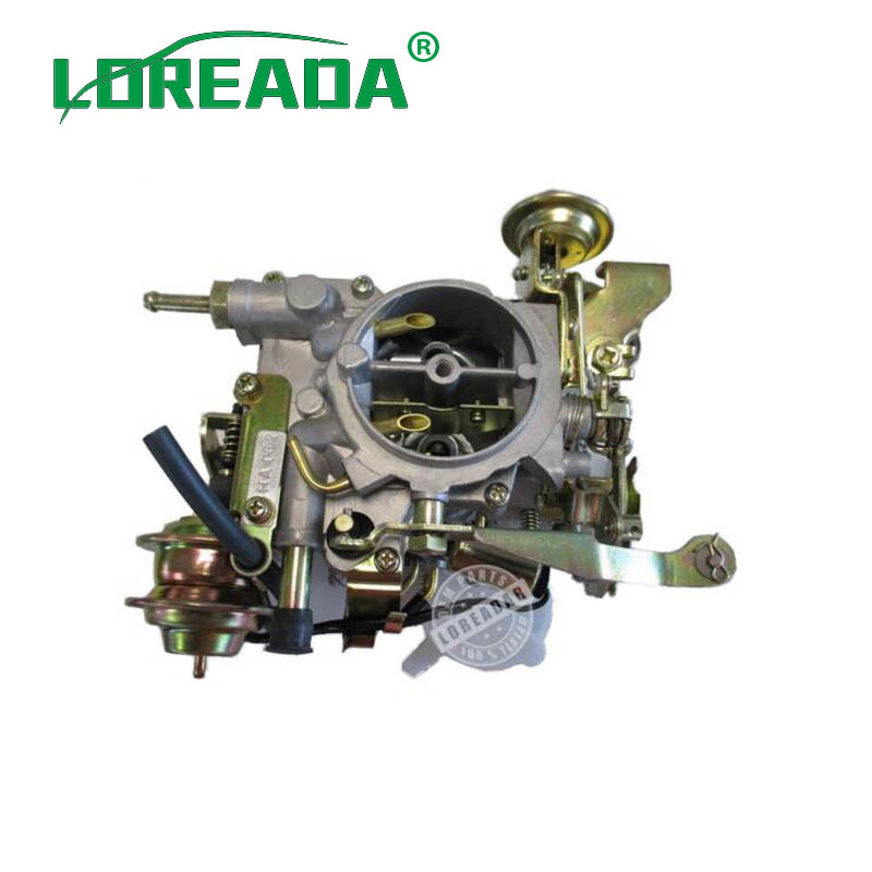 Loreada Carburetor Assembly for Toyota 2e Engine Ha13 Ha132 21100-11492 2110011492 Tercel Corolla St