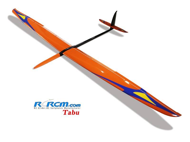 Tabu-3m full composite sailplane