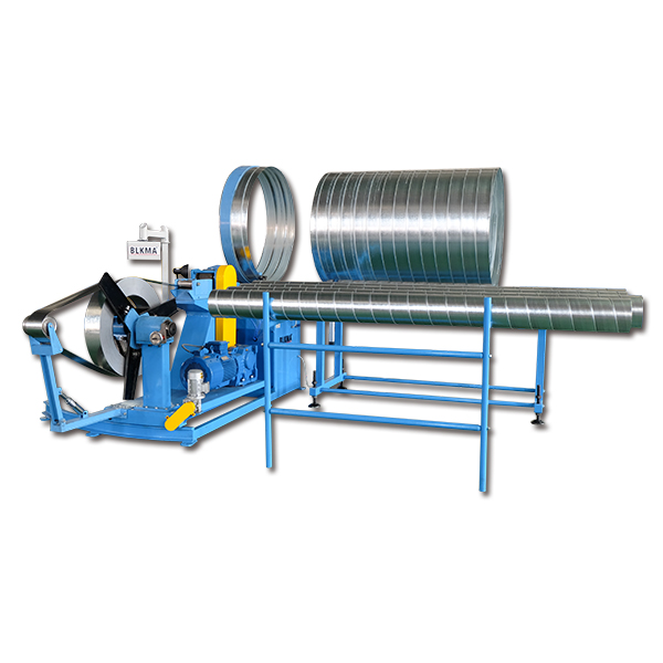 Spiral Duct Forming Machine-2020