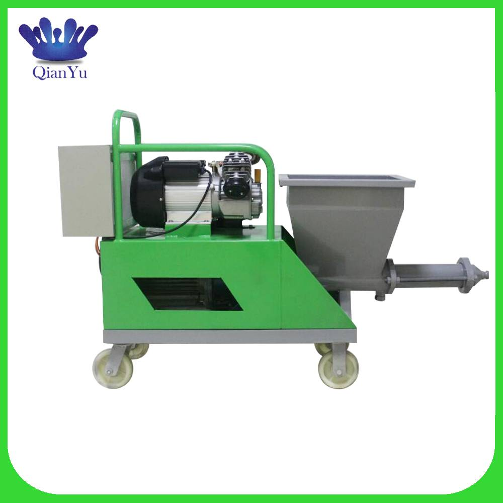 QY-800cement mortar spray pump mixing machine
