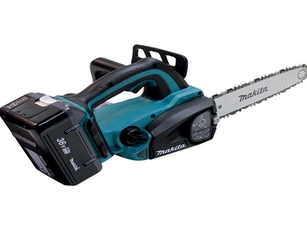 cheap power tools, cordless saw Makita HCU02C1 36V LXT Lithium-Ion Cordless Chainsaw