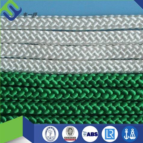 Double braided nylon polyamide rope for sale