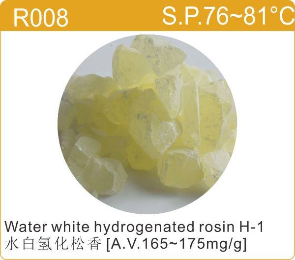 Wholesale water white hydrogenated rosin