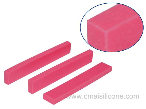 Zebra connector/rubber connector for LCM modules