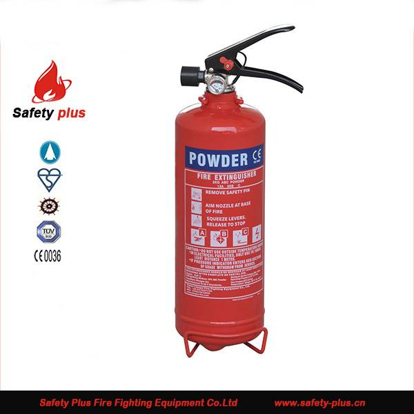 EN3 Approval 2kg ABC powder fire extinguisher
