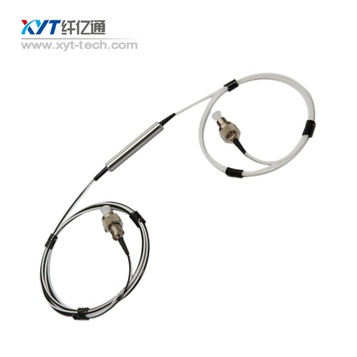 1550nm single stage fiber optical isolator with Connector