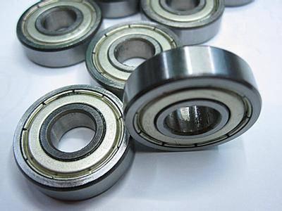 Deep groove ball bearing 629-zz,2rs