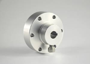 10MM NEW ALUMINUM SPACER (HUB) WITH KEY 18034