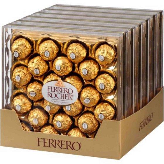 Ferrero Rocher T30 Chocolate, Ferrero Nutella chocolate