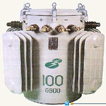 Transformer for Electric Supply(single-phase 6.6/3.3KV)