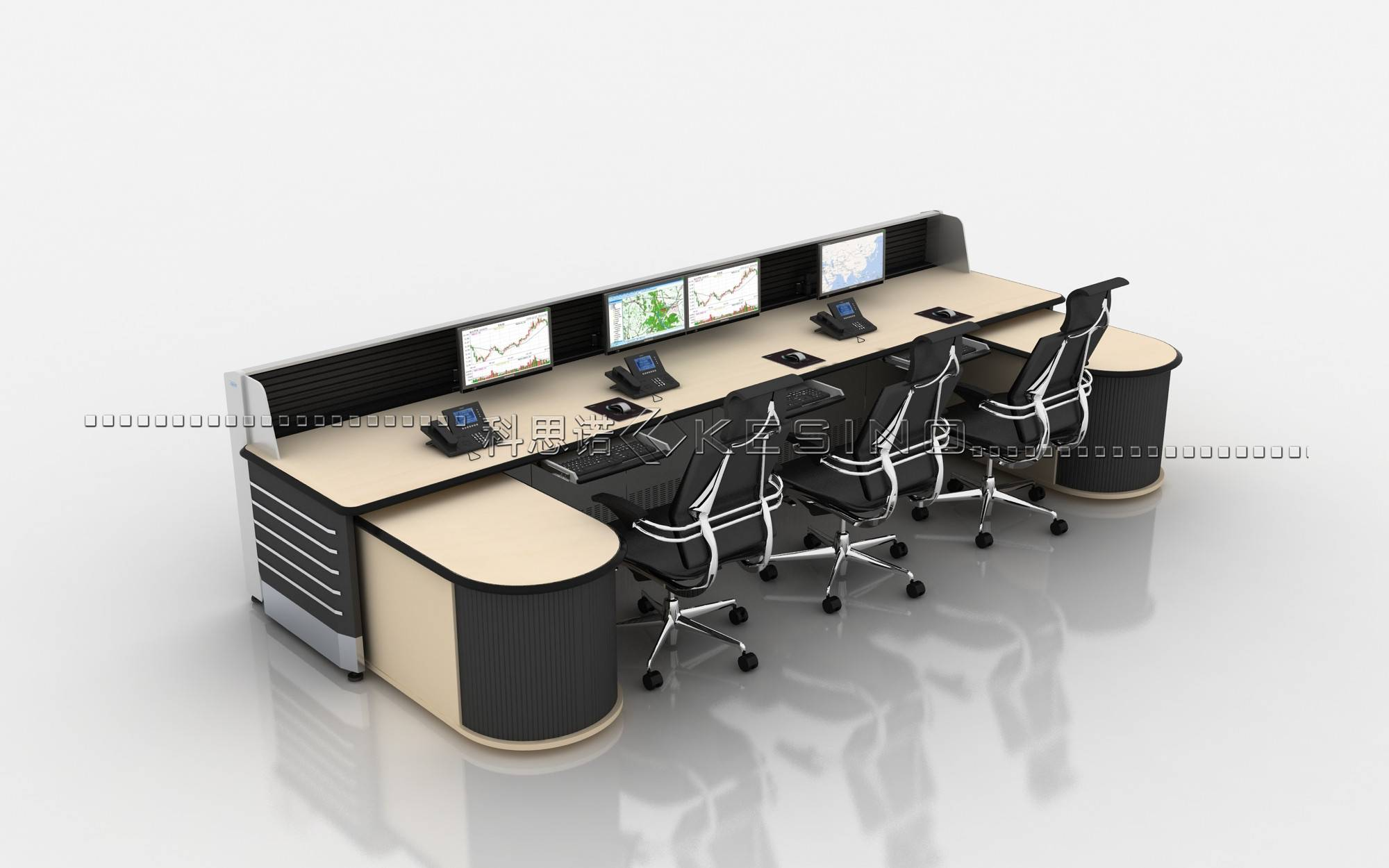 ISO Certified workbench,office Furniture