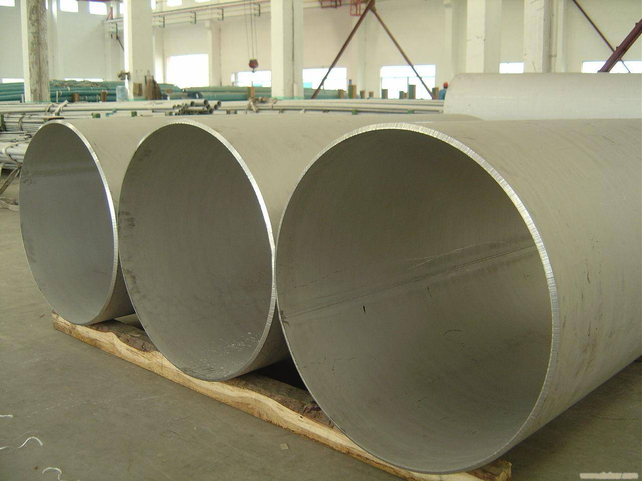 Duplex Steel Pipe Outer Diameter 6-610mm