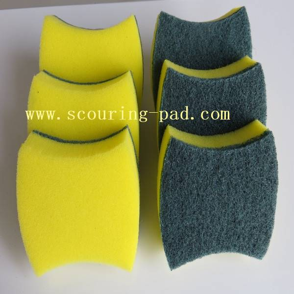 washing cleaning sponge scourer