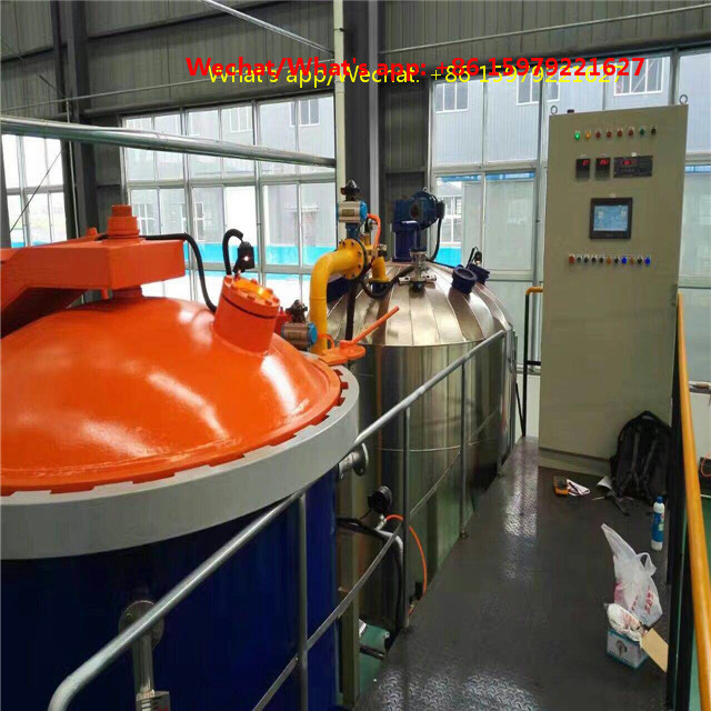 China Professional Manufacture Vacuum Pressure Impregnation Plant for Transformer Insulating Cylinde