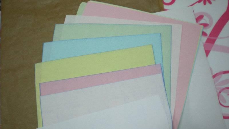 Carbonless Paper NCR CB CF CFB paper