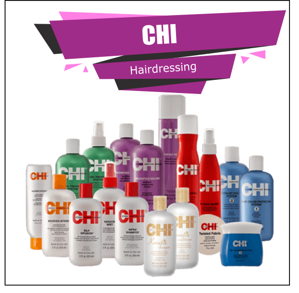 Chi Professional Hair Care Cosmetics
