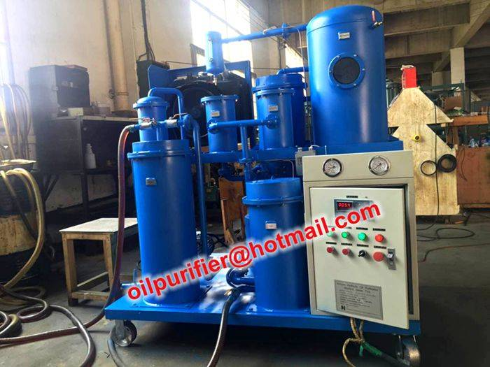 used hydraulic oil filtration machine for sale, Hydraulic Oil Filter Skid from Chinese Manufacturer