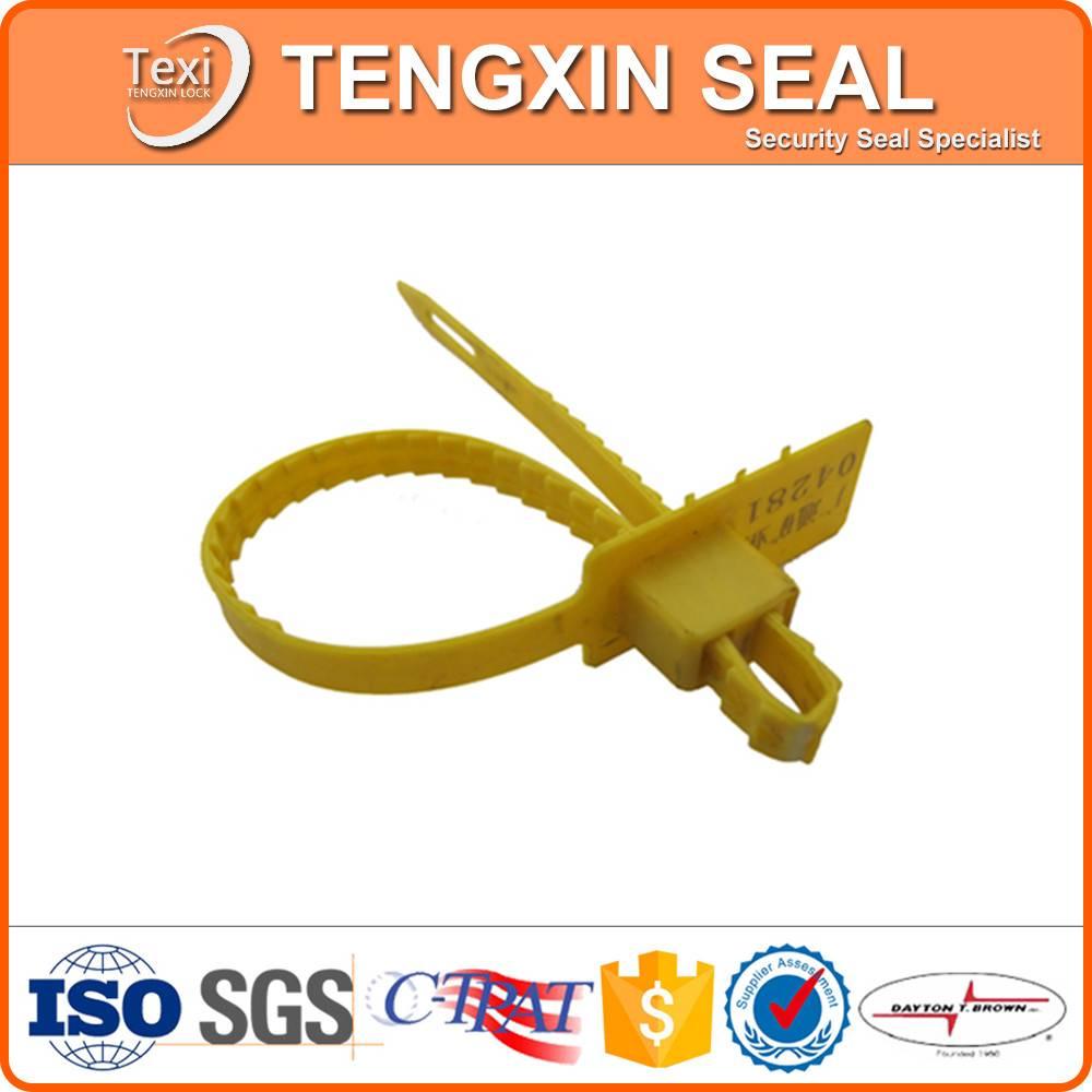 logistic bags security plastic seal lock