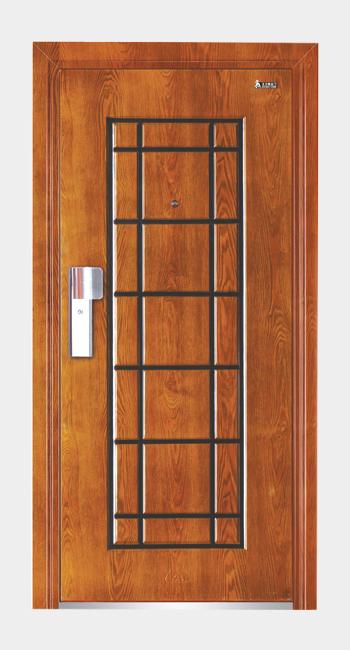 Kerala front security door designs china wholesale cheap house steel door for sale