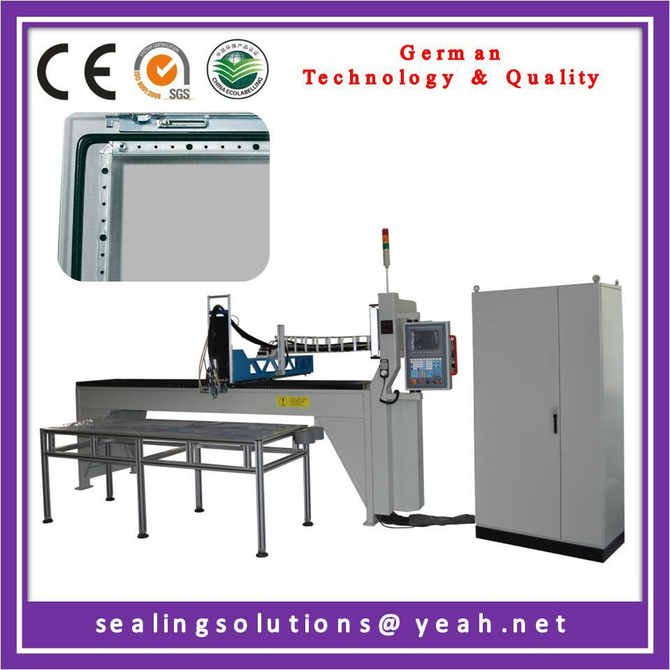 German technology foam gasket manufacturing machine