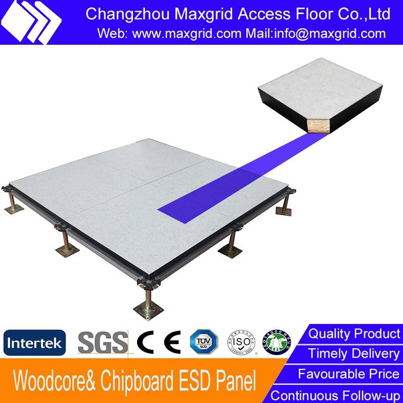 Anti-Static Woodcore Access Floor