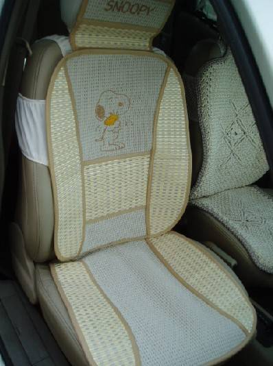 bamboo charcoal car seat cushion