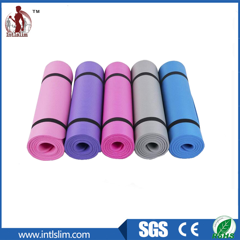 NBR Yoga Mats Supplier