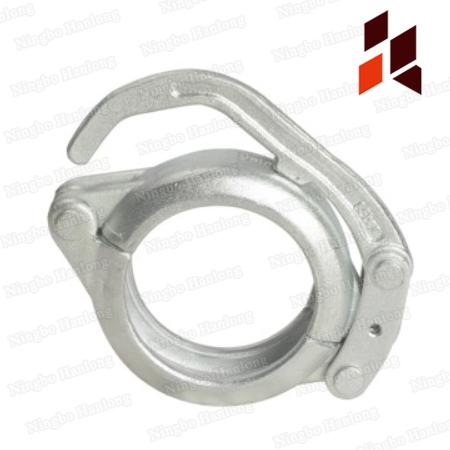 concrete raised-lever coupling HD
