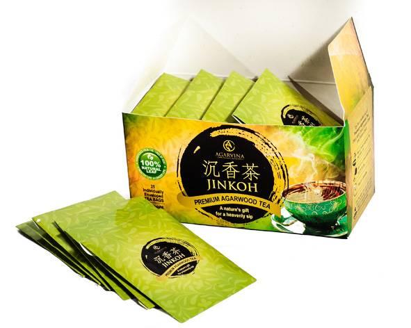 PREMIUM AGARWOOD TEA