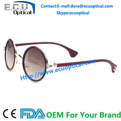 2014 Classic folding sun glasses woman sunglasses women brand designer