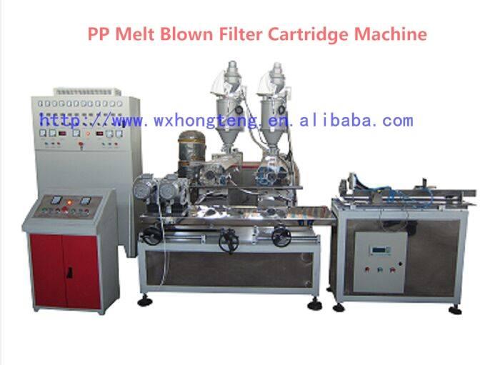 Supply high-quality PP Melt Blown Filter Cartridge Machine