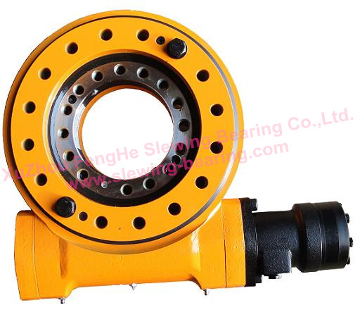 Slewing Drive for Solar Tracking System, Speed Reducers
