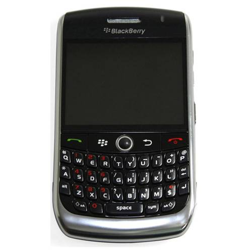 Blackberry 8900 Javelin Unlocked Phone with 3.2 MP Camera, GPS Navigation, Stereo Bluetooth, and Mic