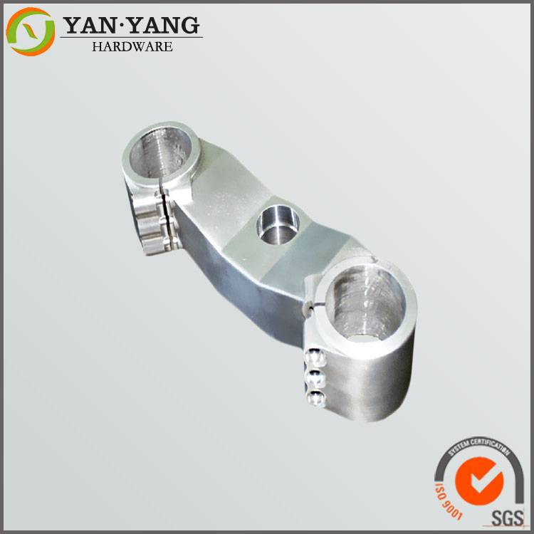 Factory made precision cnc machined aluminum parts