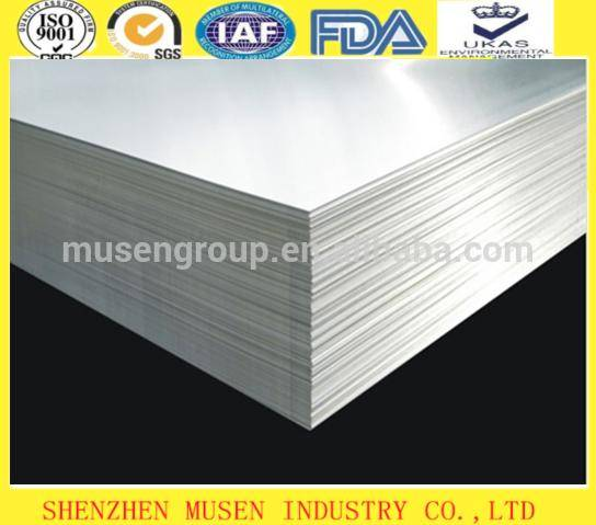3XXX Pattern Aluminum Sheet  H114 F Thickness 1.2-3.175 High Quality