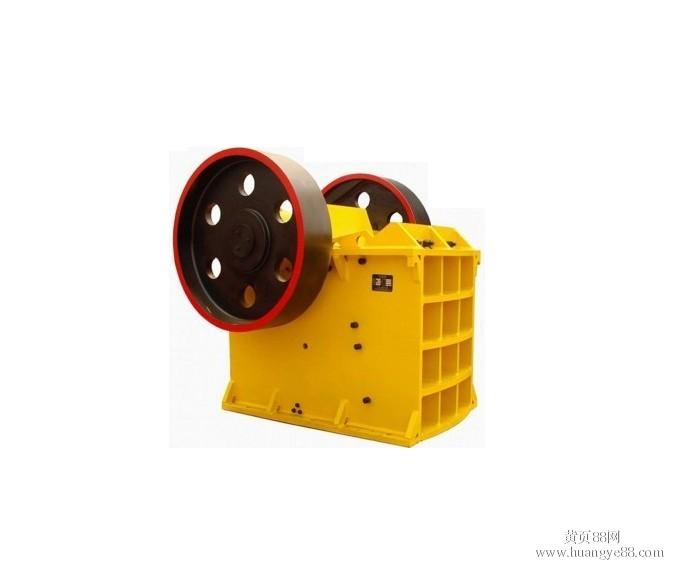 Jaw crusher for gold ore