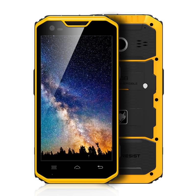 5.5 Inch IP68 waterproof Smart Phone with NFC, GPS