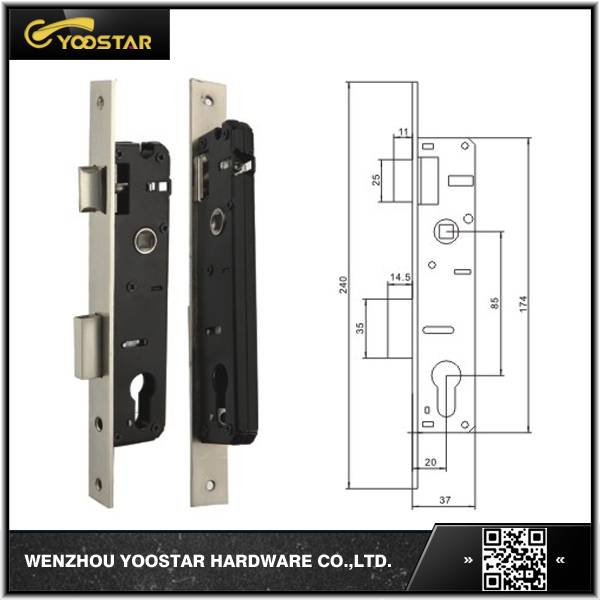 wenzhou 8520mm lock body