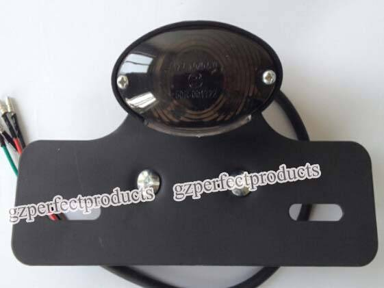 High quality motorcycle led taillight