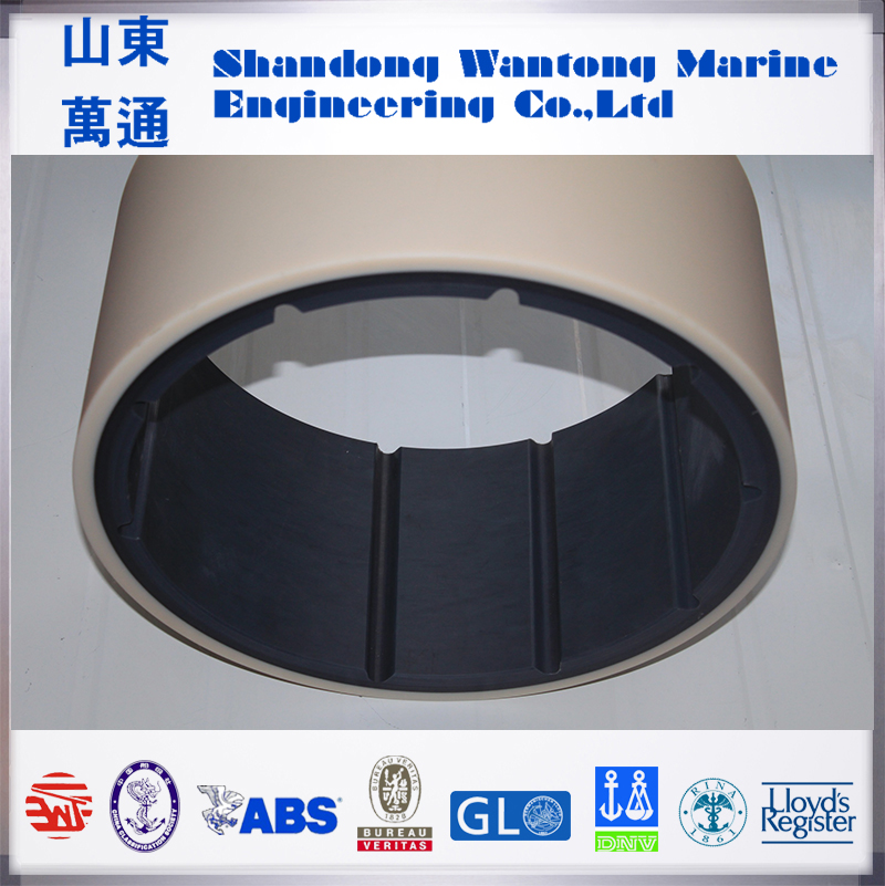 Variety Quality Nylon sleeve naval high polymer water lubrication marine Biaolong bearing
