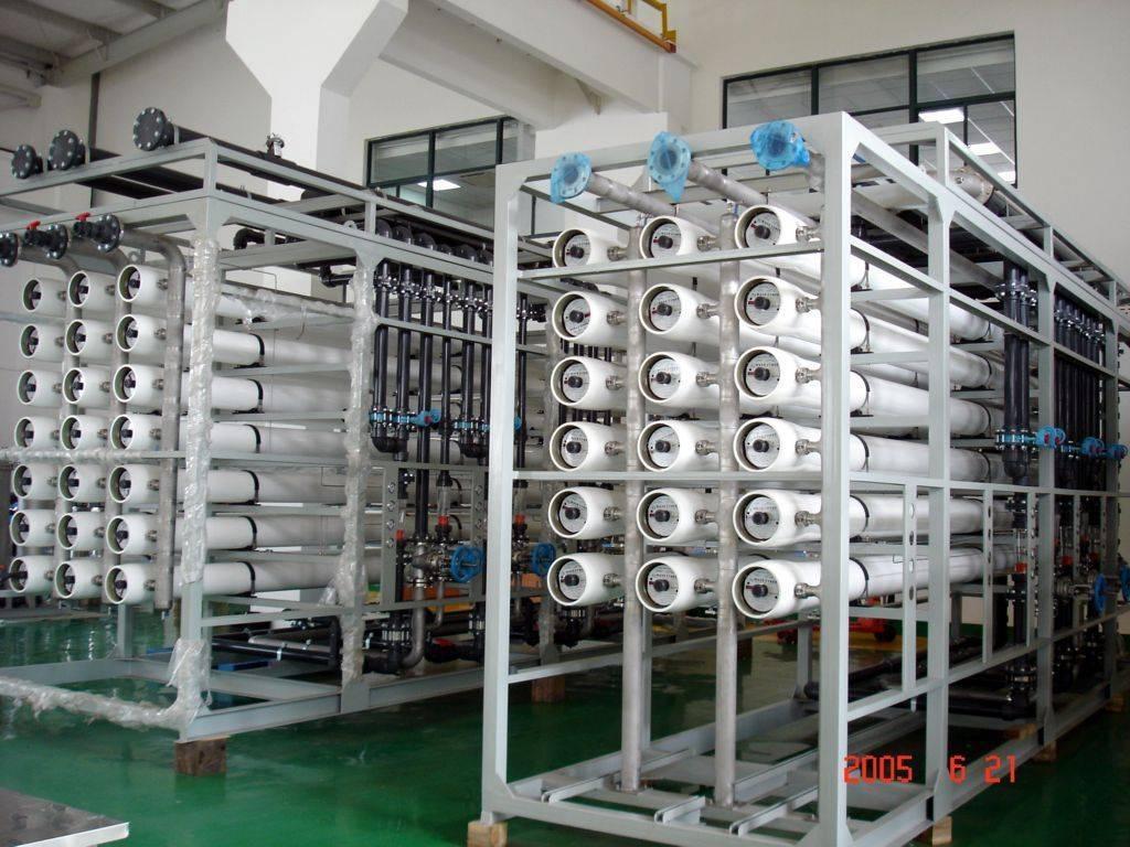 Brackish water desalination equipment 100T/H