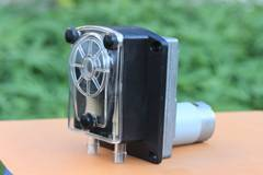 BABYFISH AB36GM OEM peristaltic dosing pump Micro pump Sanitary hose pump large flow pump