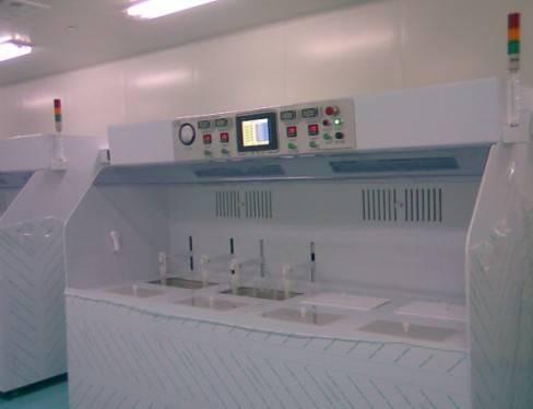 GaAs / Ge film cleaning equipment