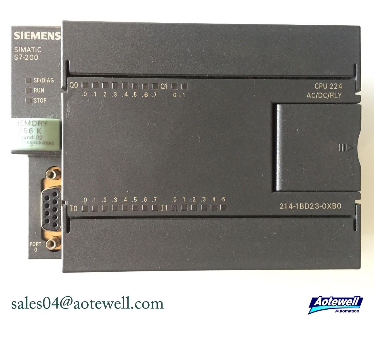 Siemens Simatic S7-200 Cpu Plc Module series