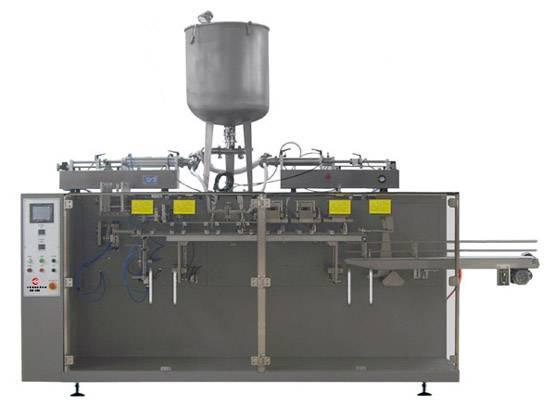 Washing liquids bagging machine